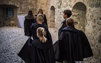 Draculade auf Burg Forchtenstein