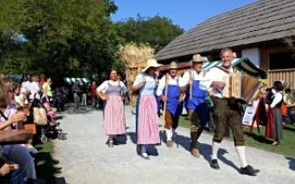 Schloss Hof Erntedankfest