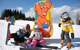 Skigebiet Fageralm