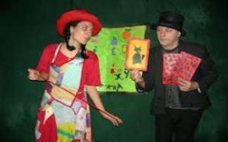 "Quasi-Quasar Theater im Frida&Fred: ""Die kleine Hexe"""