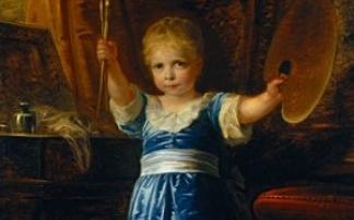 Heinrich Friedrich Füger, Bildnis des Sohnes des Künstlers