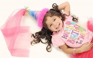 Symbolfoto Kinder Geburtstag Podersdorf