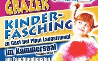 Grazer Kinderfasching der Kinderfreunde Steiermark