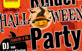 Antenne Kärnten Kinder Halloween Party in der Lavanttal Arena