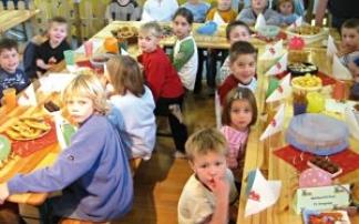 Kindergeburtstag im Happy Fun Park in St. Michael