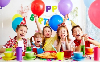 Kindergeburtstag mit Herz & Hirn bei Hello Kids – family events