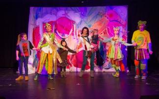 """Theater Heuschreck im Porgy&Bess: """"Von Engerln und Bengerln"""""""