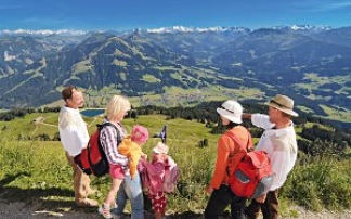 Bergbahn Hopfgarten - Sommerfrische auf der Hohen Salve