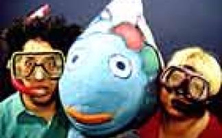 """Pipifax: """"Der Regenbogenfisch"""""""