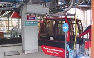 Hahnenkammbahn in Kitzbühel