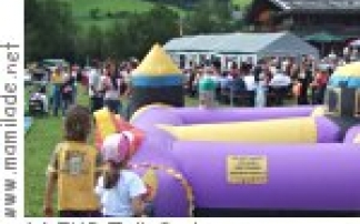 Kinderfest mit Museumskirchtag beim Regionalmuseum  Zell