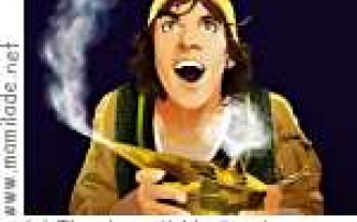 Kindertheater Aladdin