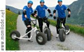 Rollerabenteuer Bad Hofgastein