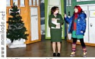 Theater aufu Tour, Hexe Lilli und der Weihnachtszauber