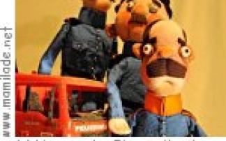 Homunculus - Puppentheaterfestival in Hohenems