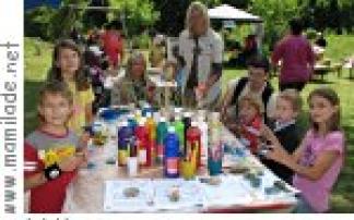Nationalpark Donau-Auen:  Sommerfest