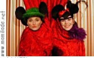 Junge Bühne Leoben: Die Stadtmaus und die Landmaus