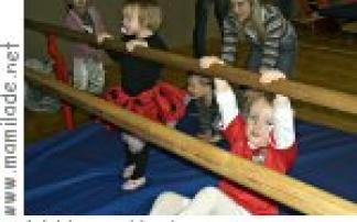 Happy Moving Kinderfaschingsturnen