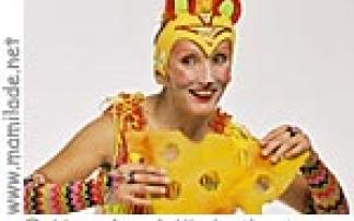 """Heuschreck Kindertheater: """"Yayoia die Zaubermaus"""""""