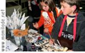 """FRida & freD - Kindermuseum Graz: """"Papier La Papp"""""""