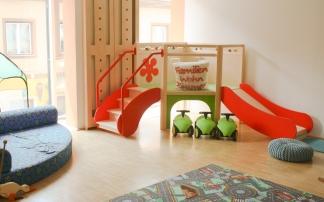 Das gemütliche Familienwohnzimmer in Kapfenberg