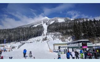 Skigebiet Präbichl