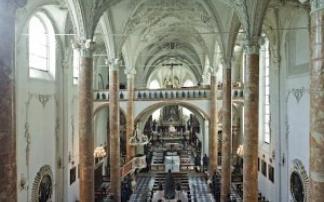 Die Hofkirche Innsbruck