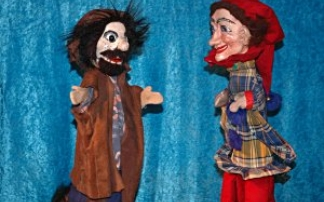 Puppenbühne Buntes Puppenkarussell: Kasper in Innsbruck