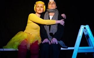 """Theatergruppe Kühne Bühne mit """"Ente, Tod und Tulpe"""" in Innsbruck"""