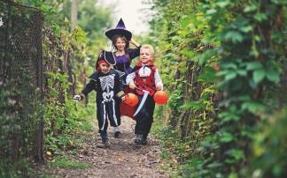 Halloween auf Schloss Lackenbach