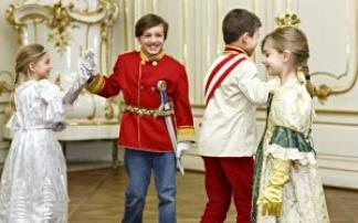 Festcontest im Hause Habsburg - Spectacle müssen sein