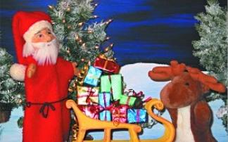 Kasperl und das Weihnachts-Ei
