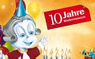 Kindermuseum Schloss Schönbrunn 10 Jahres Feier