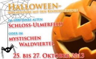 Schloss Ulmerfeld Halloween