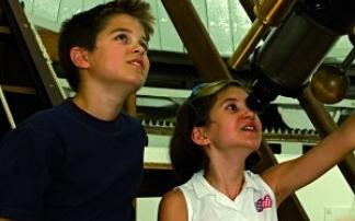 Kindergeburtstag in der Sternwarte oder dem Planetarium