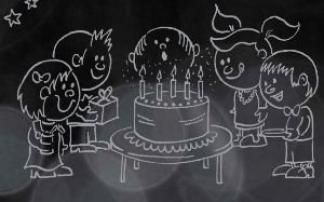 Dialog im Dunkeln im Schottenstift Kindergeburtstag