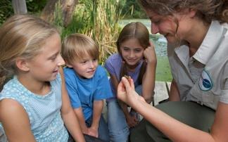 Kindergeburtstag Donau-Auen