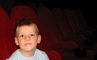 Kindergeburtstags im Hollywood Megaplex