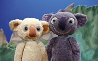 """Koko und seine Freundin Kiri"""