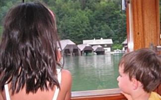 Schifffahrt mit dem Lendwurm in Klagenfurt