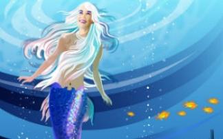 Die kleine Meerjungfrau im Theater Akzent