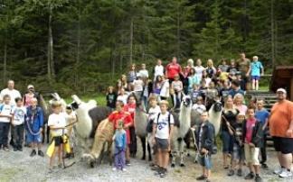 Lama Trekking Schule