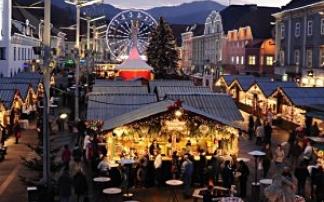 Leobener Weihnachtsmarkt