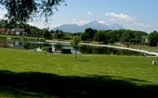 Badesee Liefering Salzburg