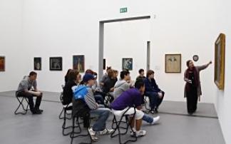Lentos - Kunst und Schule