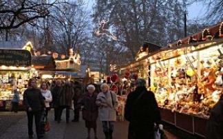 Weihnachtsmarkt Linz