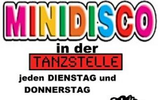 Minidisco in der Tanzstelle Wien