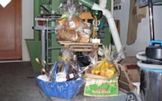 Osterausstellung in der Jostmühle in Minihof-Liebau