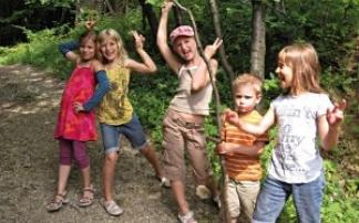 Waldabenteuer erleben in den Sommerferien in Pfaffstätten
