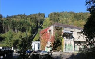 Führung durch das Speicherkraftwerk Partenstein